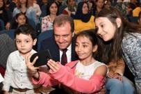 BELEDİYE BAŞKANLIĞI - Başkan Seçer, Çocuk Festivali'nde Çocuklarla Bayram Coşkusu Yaşadı