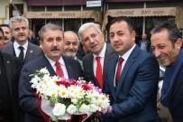 BÜYÜK BIRLIK PARTISI GENEL BAŞKANı - BBP Genel Başkanı Destici Oltu'da