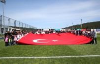 SPOR TOTO - Beşiktaş Nevzat Demir Tesisleri'nde 23 Nisan Coşkusu