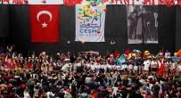 MUSTAFA KEMAL ATATÜRK - Çeşme'de Karnaval Gibi Çocuk Şenliği