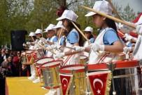 BASIN MENSUPLARI - Çorlu'da 23 Nisan Ulusal Egemenlik Ve Çocuk Bayramı Törenle Kutlandı