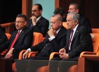CUMHURBAŞKANı - Cumhurbaşkanı Erdoğan, Pervin Buldan Kürsüye Çıkınca TBMM Genel Kurulu Salonundan Erken Ayrıldı