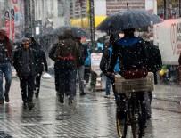 METEOROLOJI - Meteorolojiden 4 il için kar yağışı uyarısı