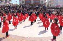 MİLLİ EĞİTİM MÜDÜRÜ - Dünya Mirası Safranbolu'da 23 Nisan Coşkusu
