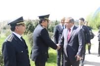 POLİS HELİKOPTERİ - Emniyet Genel Müdürü Uzunkaya Karabük'te