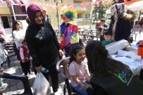 BÜYÜKŞEHİR BELEDİYESİ - Glutensiz Bir Başka Kafe'de 23 Nisan Etkinliği