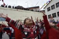 Gümüşhane'de 23 Nisan Ulusal Egemenlik Ve Çocuk Bayramı Kutlamaları