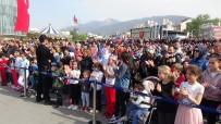 JANDARMA - Jandarma Konserine Yüzlerce İnsan Akın Etti