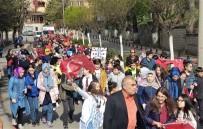 MİLLİ EĞİTİM MÜDÜRÜ - Karabük'te 23 Nisan Düzenlenen Törenle Kutlandı