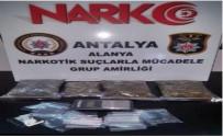 UYUŞTURUCU MADDE - Kargodaki Uyuşturucu Polise Takıldı