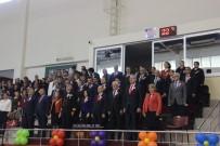 MİLLİ EĞİTİM MÜDÜRÜ - Kdz. Ereğli'de 23 Nisan Törenle Kutlandı