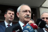 KEMAL KILIÇDAROĞLU - Kılıçdaroğlu Açıklaması 'YSK'nın KHK İle İlgili Aldığı Karar Doğru Bir Karar'