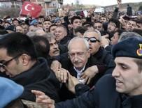 SALDıRı - Kılıçdaroğlu kendisine saldıranlardan şikayetçi oldu