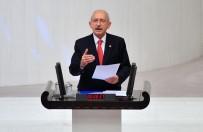 PARTİLİ CUMHURBAŞKANI - Kılıçdaroğlu, TBMM Özel Oturumunda Konuştu