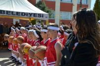 Kilis'teki 23 Nisan Kutlamalarında Suriyeli Çocuklar Da Yer Aldı