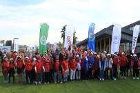 BÜYÜKŞEHİR BELEDİYESİ - Küçük Golfçülerin 23 Nisan Coşkusu
