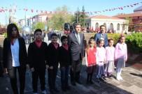 MİLLİ EĞİTİM MÜDÜRÜ - Malatya'da 23 Nisan Coşkusu