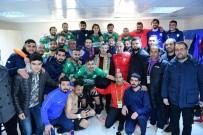 BELEDİYESPOR - Malatya Yeşilyurt Belediyespor'da Bütün Hesaplar 3.Lig Üzerine