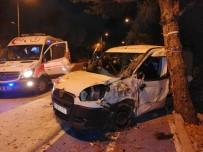 POLİS EKİPLERİ - Menteşe'de Kaza