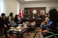 GAZI ÜNIVERSITESI - Milli Eğitim Bakanlığı Makamı Çocuklarda