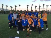 ALMANYA - Osmanlı Masterler, Antalya'da Şampiyon Oldu