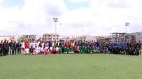 MEHMET ŞAHAN YıLMAZ - Şanlıurfa'da Başkanlık Kupası Tamamlandı