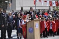 ASKERLİK ŞUBESİ - Seydişehir' De 23 Nisan Törenle Kutlandı