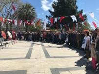 Sinop CHP'den 23 Nisan Kutlaması
