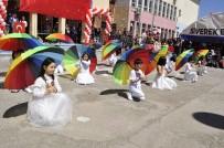 MİLLİ EĞİTİM MÜDÜRÜ - Siverek Ve Birecik'te 23 Nisan Coşkusu