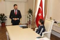 Sivrihisar Belediyesi'nde Başkanlık Koltuğuna Minikler Oturdu