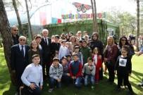 CUMHURBAŞKANı - Türkiye'nin İkinci Tropik Kelebek Bahçesi Açıldı