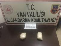 UYUŞTURUCU MADDE - Uyuşturucu Madde Cesur'a Takıldı