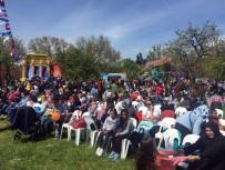 MUSTAFA KEMAL ATATÜRK - Validebağ Korusu'nda Coşkulu 23 Nisan Kutlaması