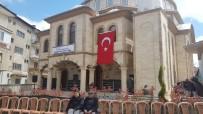 SÜLEYMANIYE CAMII - Yıkılıp Yeniden Yapılan Cami İbadete Açıldı