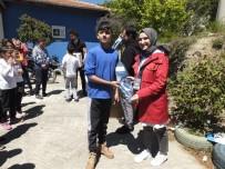 DENİZ FENERİ - '1001 Çocuk 1001 Dilek' Çocukların Yüzünü Güldürdü