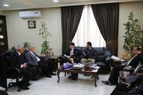 7 Aralık Üniversite İle Ürdün Üniversitesi Arasında İş Birliği Protokolü