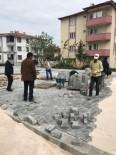 FEVZI KıLıÇ - Başkanı Fevzi Kılıç Hacıoğlu Mahallesinde Devam Çalışmaları Yerinde İnceledi