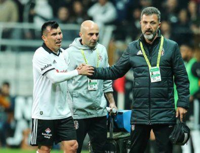 Beşiktaşlı Medel sezonu kapattı