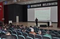SU SPORLARI - Beyşehir'de Amatör Denizci Belgesi Eğitim Ve Sınavı Heyecanı