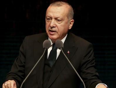 Erdoğan'dan 1915 mesajı: Biz arşivlerimizi açtık, varsa siz de açın