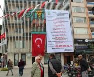 KEMER SIKMA - Devraldığı Belediyenin Borçlarını Afişle Açıkladı
