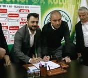 Erkan Sözeri, Giresunspor'a İmzayı Attı