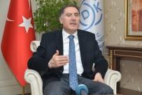 KAMU DENETÇİLERİ - Kamu Başdenetçisi Şeref Malkoç Adanalılarla Buluşacak