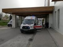 Karaman'da Otomobil Şarampole Takla Attı Açıklaması 5 Yaralı