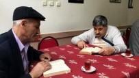 Kitap Okuyana Çay Ve Kahve Bedava