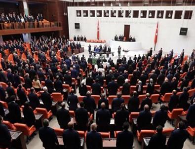 Meclis'in yoğun gündemi!