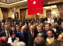 ALINUR AKTAŞ - (Özel) Cumhurbaşkanı Erdoğan'ın Bursa Mutluluğu