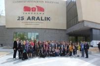 RADYO VE TELEVIZYON ÜST KURULU - RTÜK Çalıştayına Katılacak Öğrencilerden Gaziantep Turu