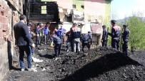 İNSAN KEMİKLERİ - Sinop'taki Ev Yangını