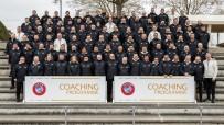 GENEL SEKRETER - TFF Heyeti, UEFA Pro Lisans Değişim Programı'na Katıldı